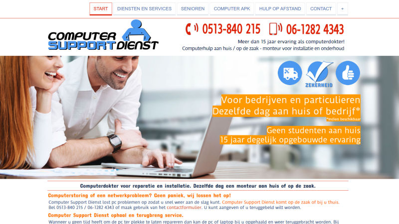 computersupportdienst.nl